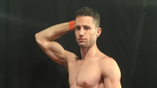 Match 9: Nick Flex vs Ian Greene | Catalog 12 - The Muscle