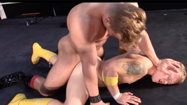 Leo Luckett vs Ryan Sparks