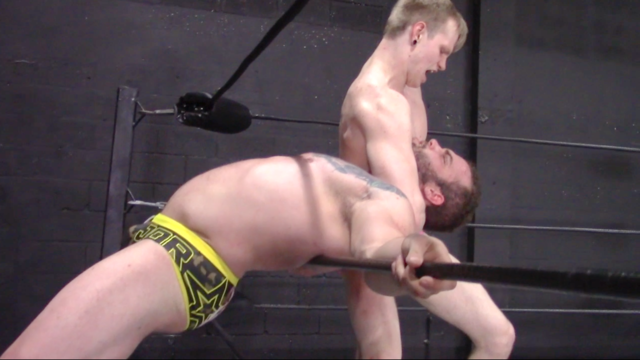 Dax Carter vs Spencer Hawkins