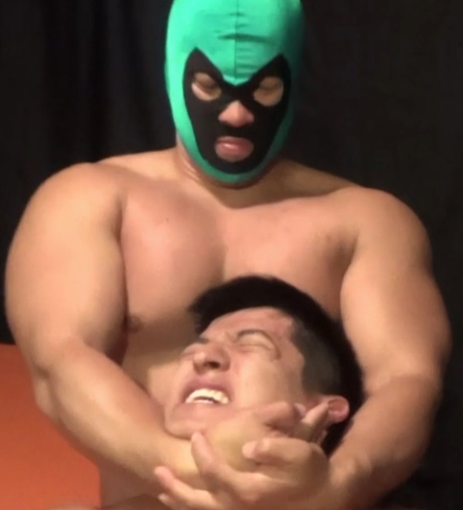 Masked Muscle